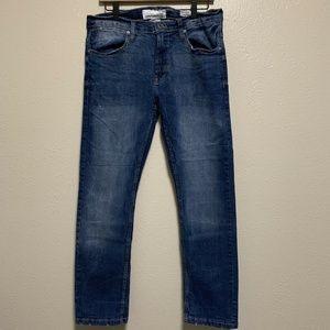 Men's Paper Denim & Cloth Straight Leg Denim Jeans